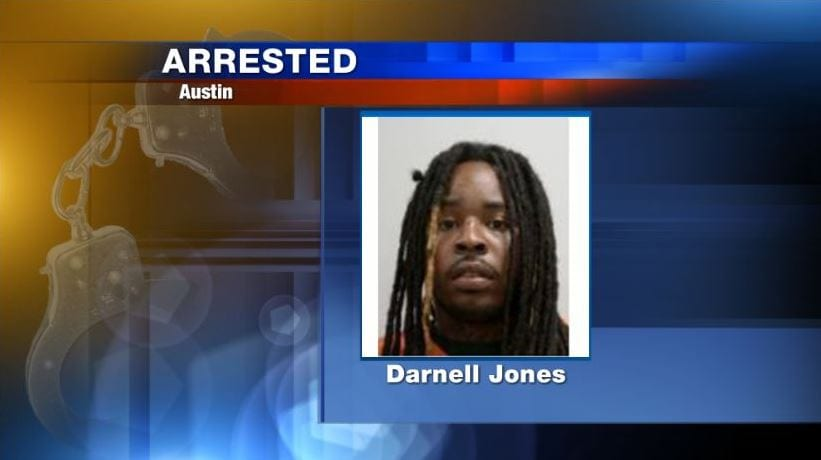 Austin man charged with felony after weekend shooting