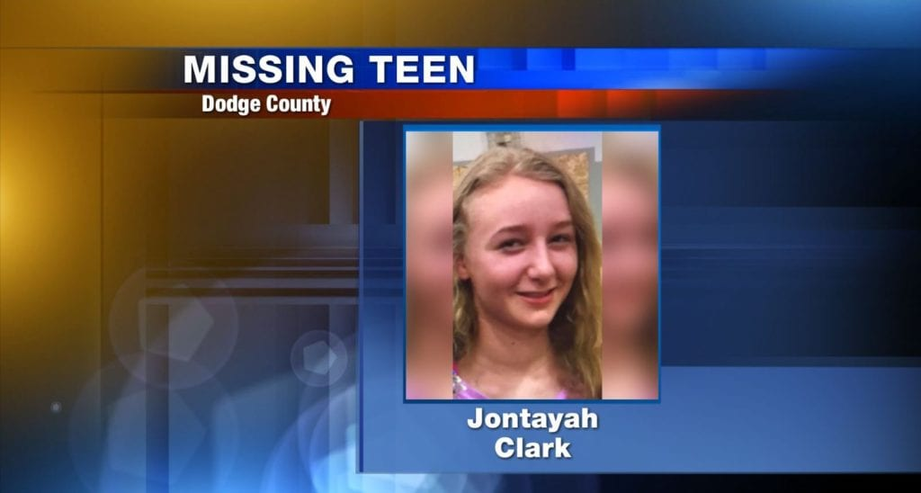 Dodge County Sheriff's office looking for missing Kenyon teen