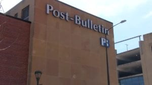 Post Bulletin building