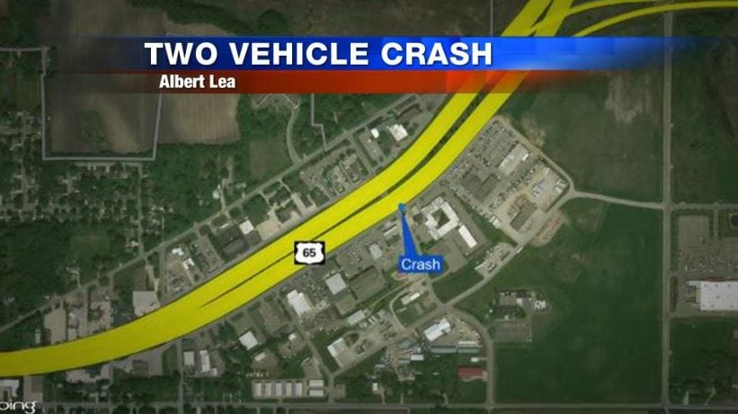 Police: Two seriously injured in Albert Lea two-vehicle crash
