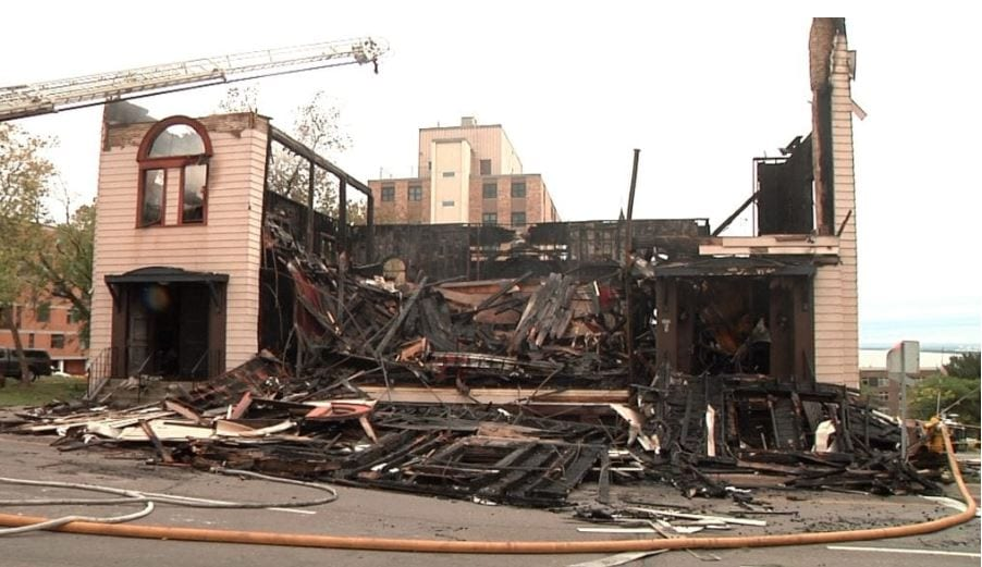 First Sabbath observation since downtown Duluth Synagogue fire
