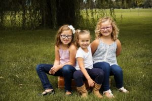 the three Cordes daughters