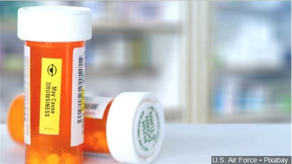 Locations for Drug Take Back Day in Linn County
