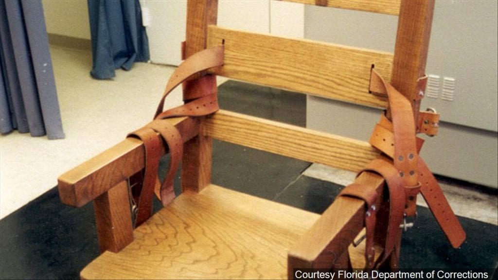 Electric chair execution gets the green light in Tennesee - KWWL