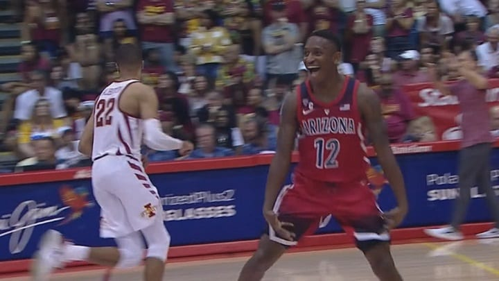 #9 Kansas Rallies to beat #24 Iowa State 80-76