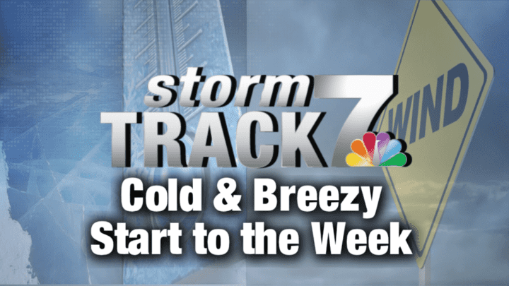 TRACKING: Flurries and cold temperatures