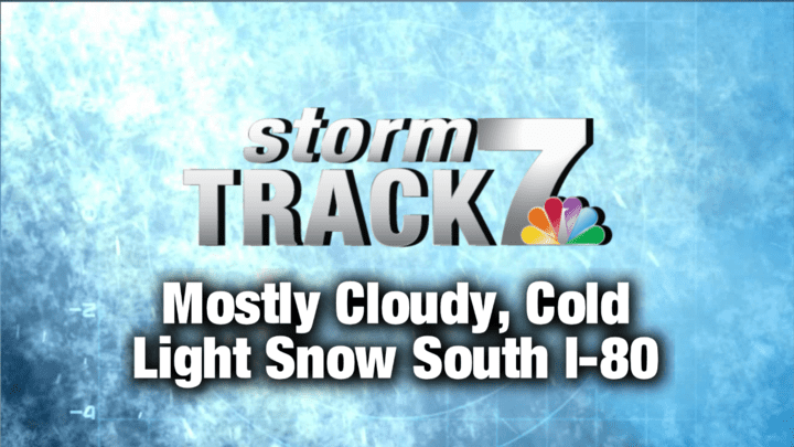 TRACKING: Snow Showers South, Cold for All