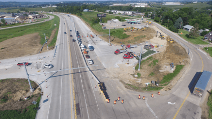 UPDATE: Southwest Arterial/US20 nearing completion