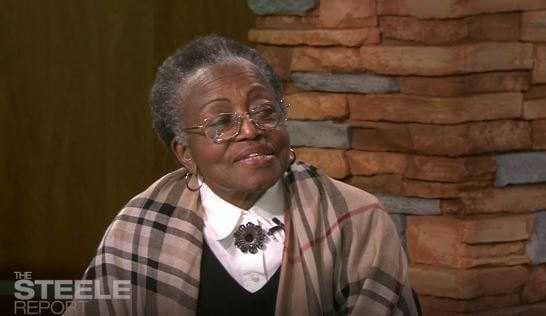 Iowa Civil Rights icon Anna Mae Weems on The Steele Report