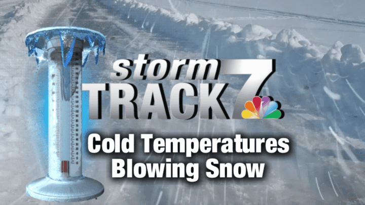 TRACKING: Breezy and cold conditions