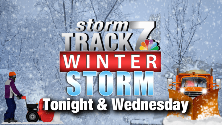 TRACKING: Another Winter Storm Begins Tonight