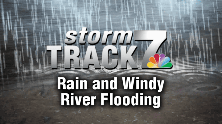 TRACKING: Light rain and Flooding