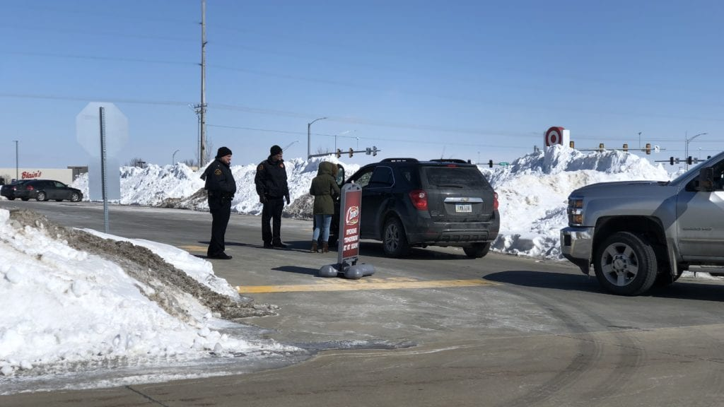 Car Dealerships In Waterloo Iowa >> Cedar Falls police officers helping with Raising Cane's ...