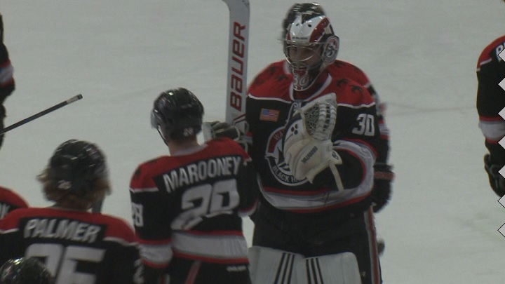 Black Hawks top Dubuque, move closer to playoff bye