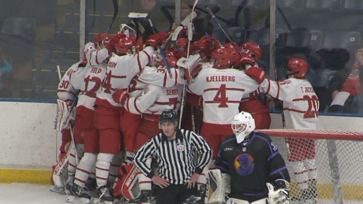 Overtime win gives Dubuque sweep over Youngstown