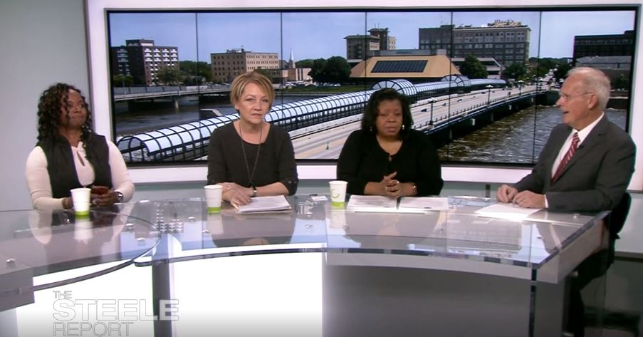 Latest 'Closing the Gap' Panel Discussion on The Steele Report