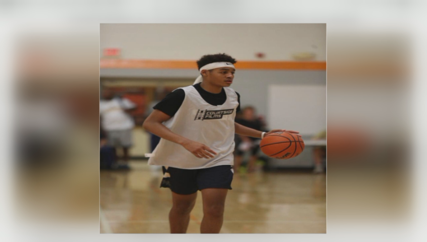 Local basketball camp gets first NBA draftee