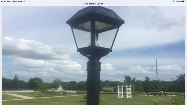 Lamps fixed after vandalism at Angels Park; security system to be put in next
