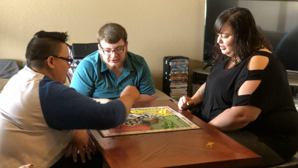 Statewide program providing new homes for adults with disabilities