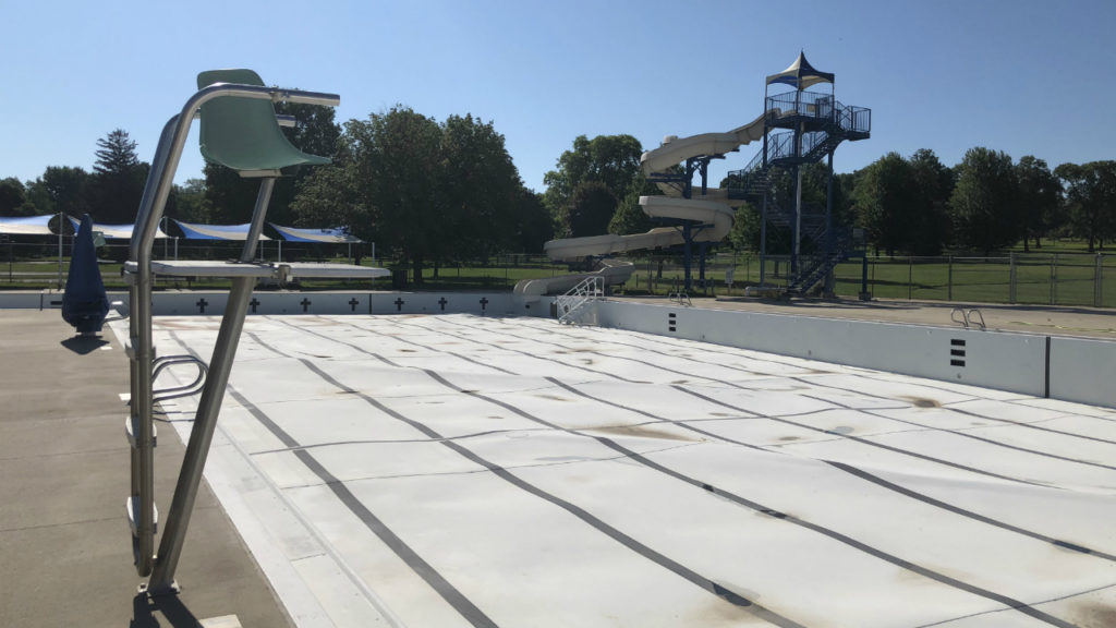 Byrnes pool closed for summer, city plans to upgrade it and Gates pool in the future