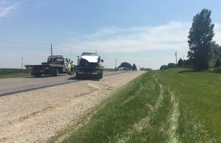 UPDATE: Name released of person killed in accident involving