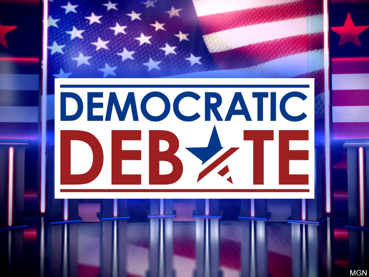 WATCH LIVE: Ten Democrats take the stage for November debate