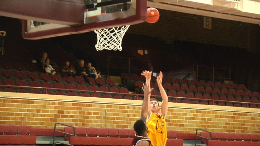 UMD men's basketball returns with a lot of new this year