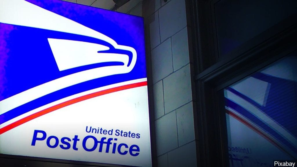 U.S. Postal Service issues mailing deadlines for 2018 holiday season