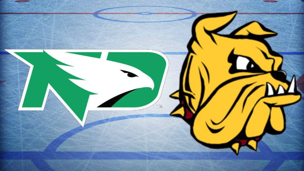 Shepard makes history in net as #2 UMD shuts out #15 North Dakota 5-0