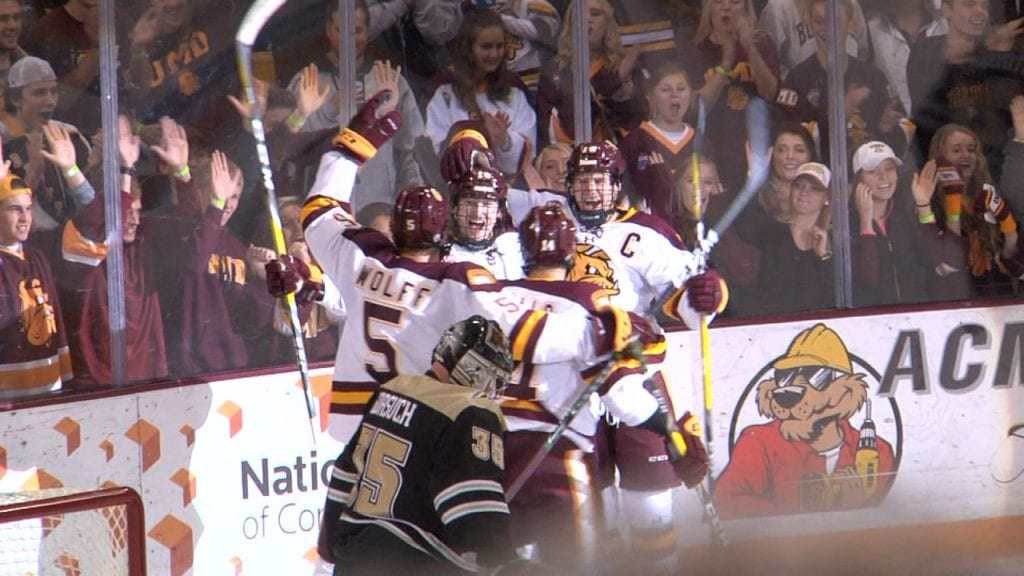 PREVIEW: UMD men travel to Western Michigan this weekend