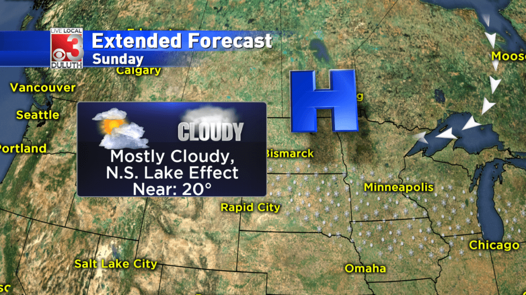 Quiet weather continues through the weekend