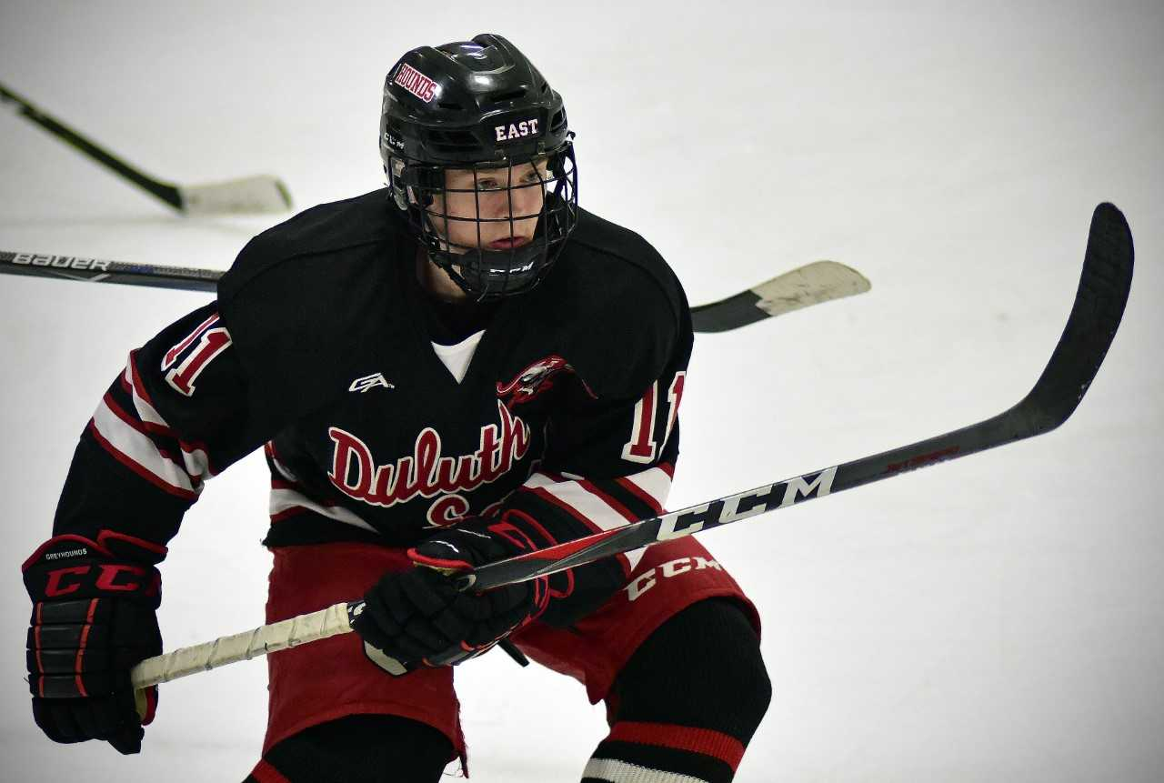 Howie's Hockey Notebook: Hermantown, Duluth East on roads to state