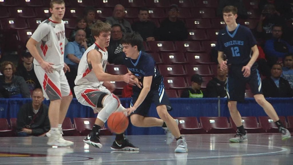 STATE BASKETBALL HIGHLIGHTS: North Woods advances to second round, Cromwell will play for consolation