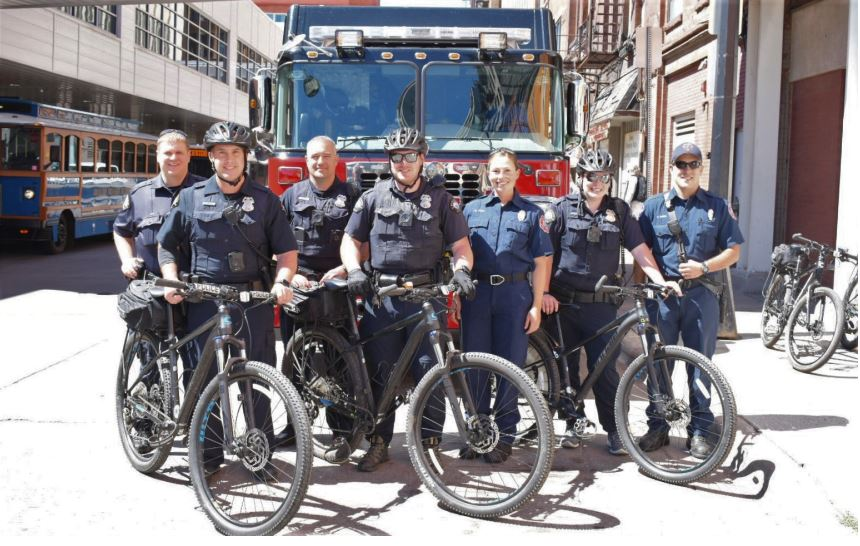 Duluth Police, Fire crews to increase bike patrol during marathon weekend festivities