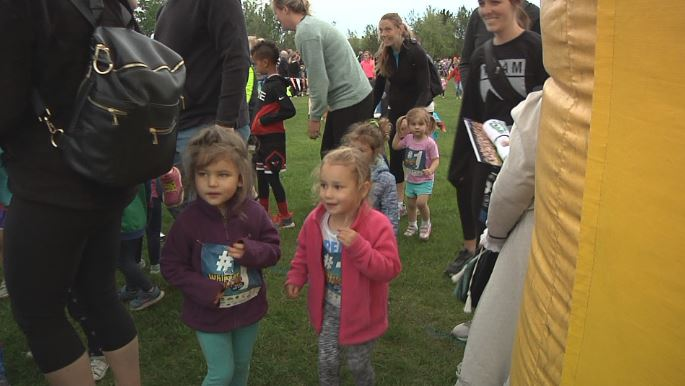 Whipper Snapper race kicks off Grandma's Marathon weekend races