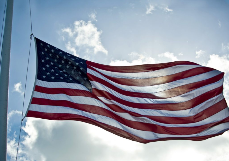 Flags to fly at half-staff in Wisconsin and Minnesota on Sunday