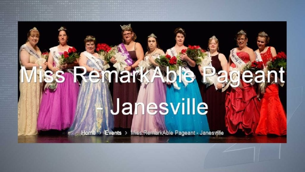 Janesville pageant for women with disabilities builds confidence