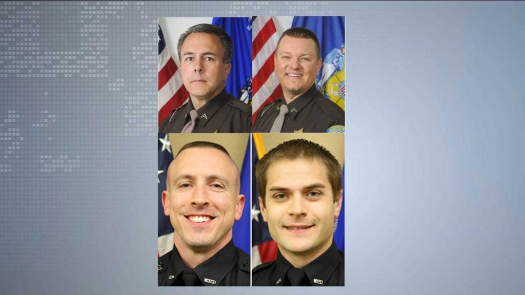 Officers, Deputies who fired at WTS Paradigm active shooter identified