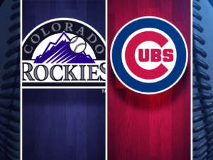 Cubs vs. Rockies