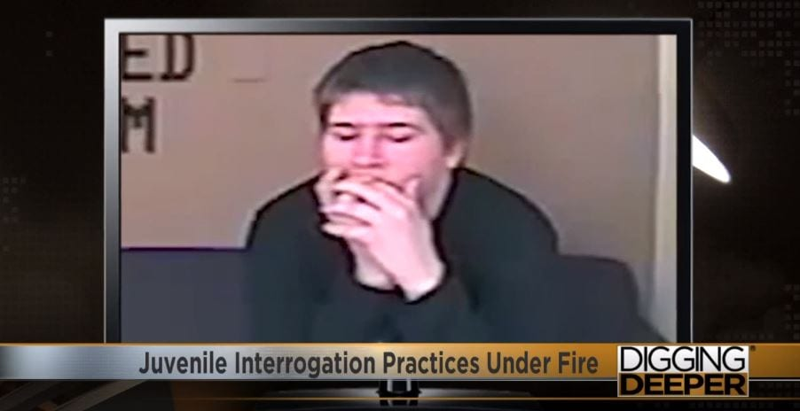 Wisconsin's juvenile interrogation practices under fire