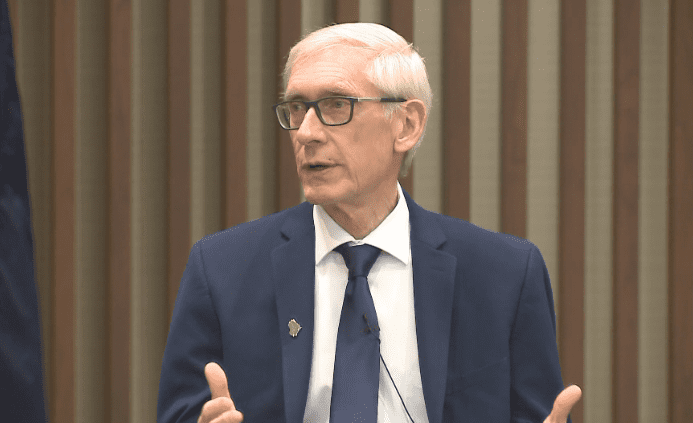 Evers says state looking at revising Foxconn contract,13,000 jobs is 'unrealistic'