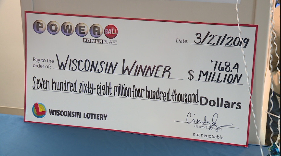 Watch Live At Noon Wisconsin Lottery To Announce Winner Of 768m