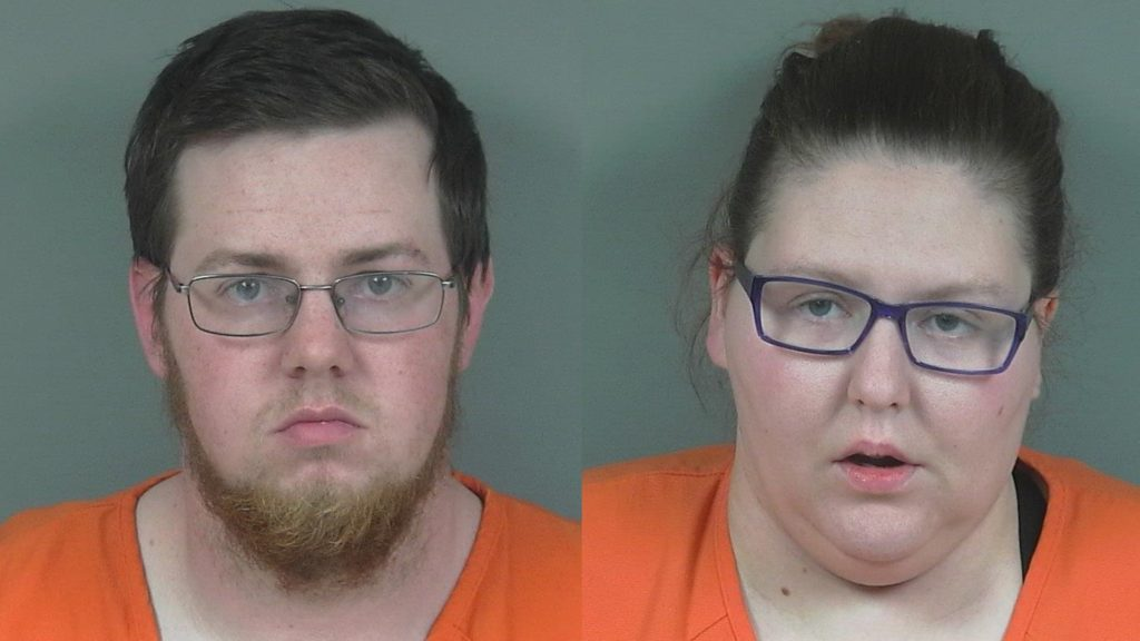 Lafayette County couple charged with child abuse and neglect
