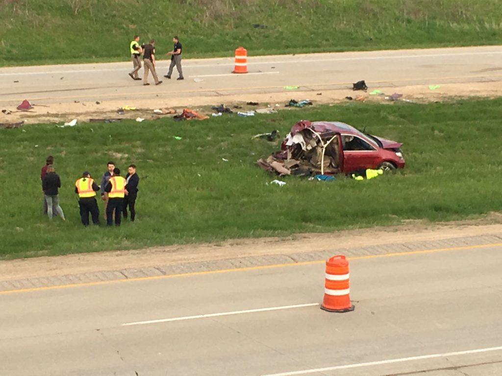 Update Us 151 Reopens After Deadly Crash Wkow
