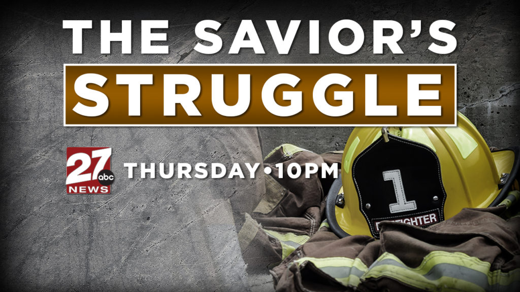 Savior's Struggle: Getting Help To Firefighters With PTSD
