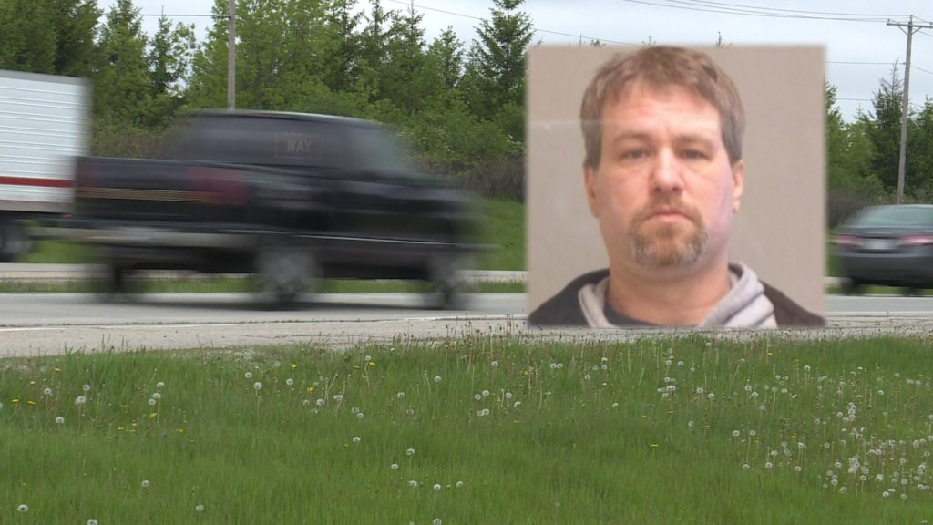 Driver accused of causing wrong-way crash has history of
