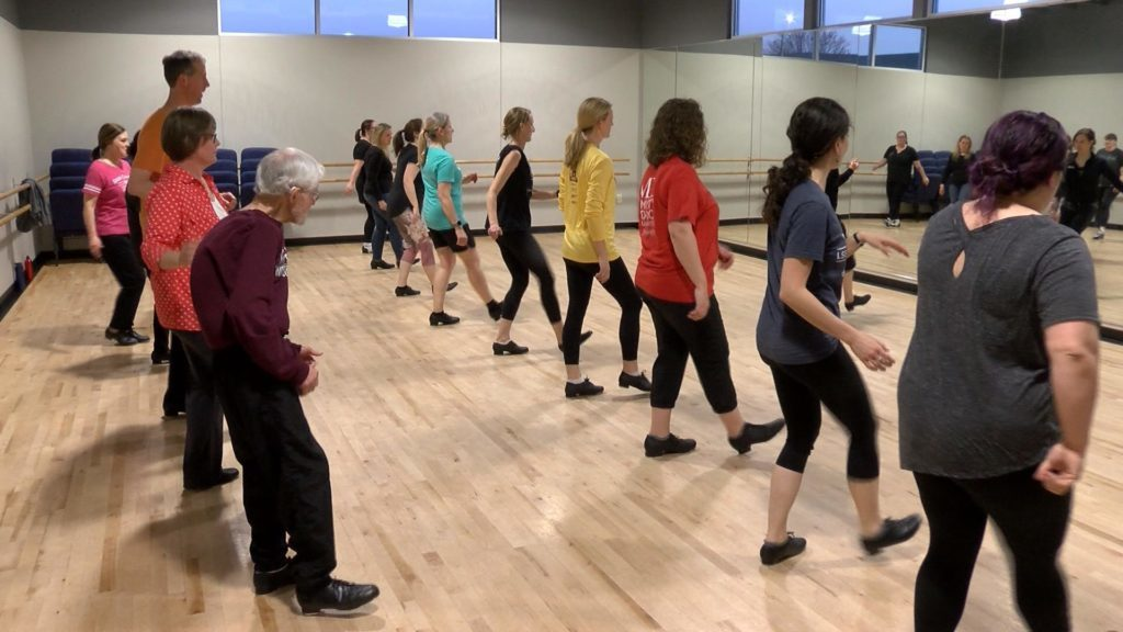 Adult tap dancers find their footing - WKOW