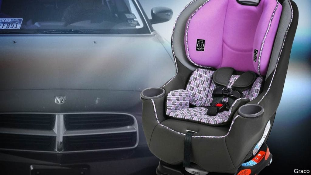 Two Lawmakers Push To Change Car Seat Laws