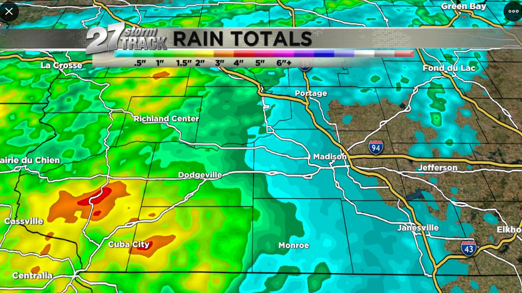 Flood Warning for Grant county until 11:30 PM