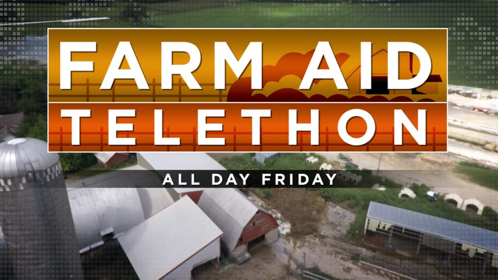 Farm Aid Telethon coming Friday to WKOW-TV: Support our family farmers